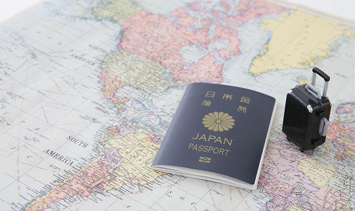 海外旅行の準備、OK?