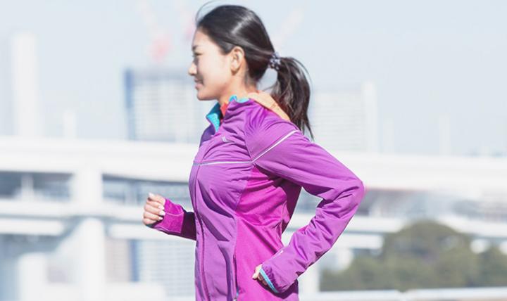 """ゆっくり走るからヤセやすい 気軽に走れる""""ゆるラン""""を習慣にしよう!"""
