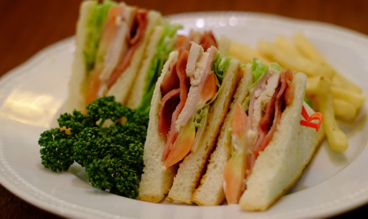 失敗しない! 上手に作るサンドイッチ