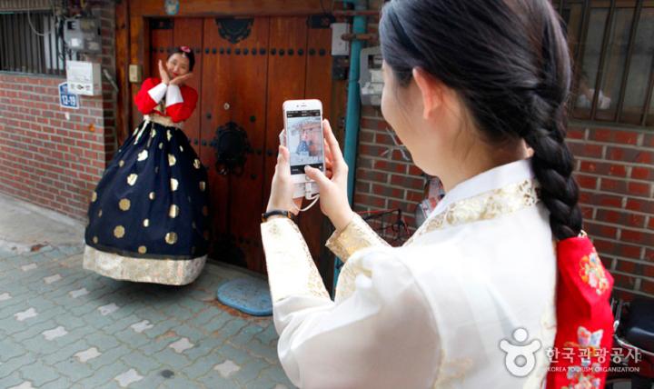 韓国で流行中の新観光スタイル。