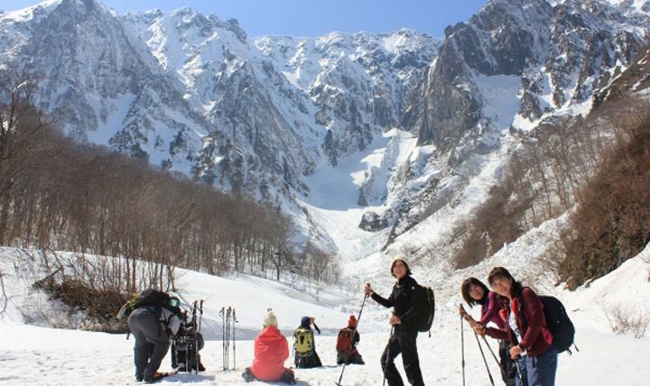 寒さを利用した体力づくり!雪の上を歩いて楽しく運動!
