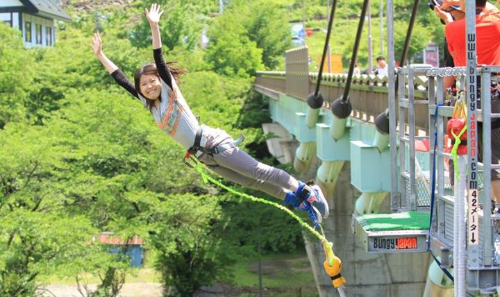 新しいものに挑戦するために…全身で飛び込んでみよう!