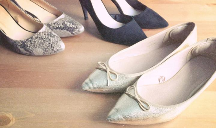 良い靴は良い場所へ連れて行ってくれる