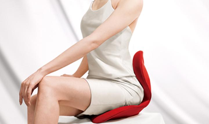 座るだけで美姿勢をつくる Body Make Seat 「Style」