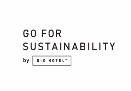GO FOR SUSTAINABILITY by BIO HOTEL