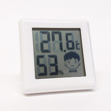 デジタル温湿度計ピッコラ