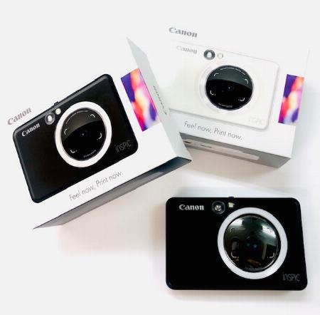 カメラ付ミニフォトプリンター ZV-123
